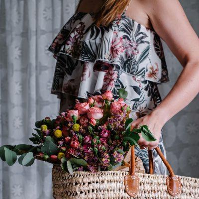 dostava-cvetja-Ljubljana-sopek-roz-v-cekru