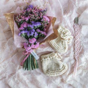 darilo-za-novorojencka-zlata-sreca