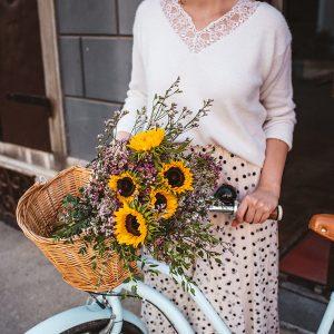 sopek-roz-soncnice-na-kolesu